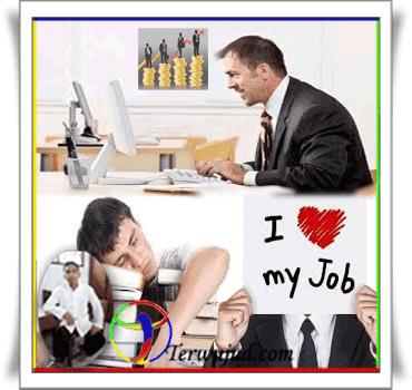 Produktivitas-Pekerjaan-Karyawan