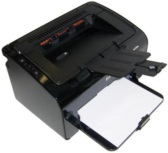 HP LaserJet Pw Laser Printer