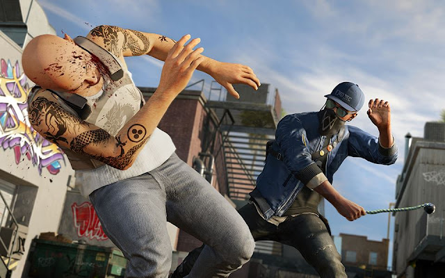 Watch Dogs 2 Highly Compressed For Pc