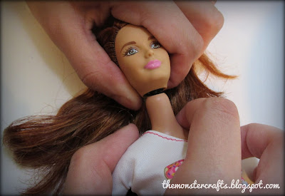 Doll rebody method
