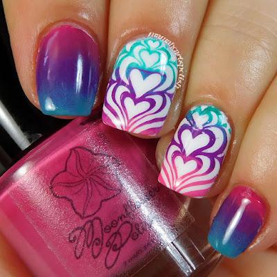 moonflower-polish-heart-gradient-nail-stamping