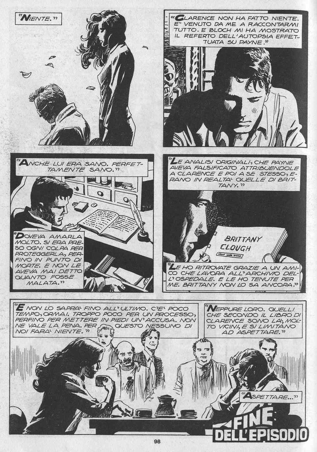 Dylan Dog (1986) 174 Page 95