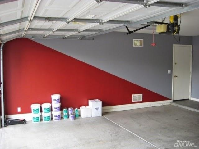 fishermen interior garage paint ideas - Interior Garage Wall Paint Colors