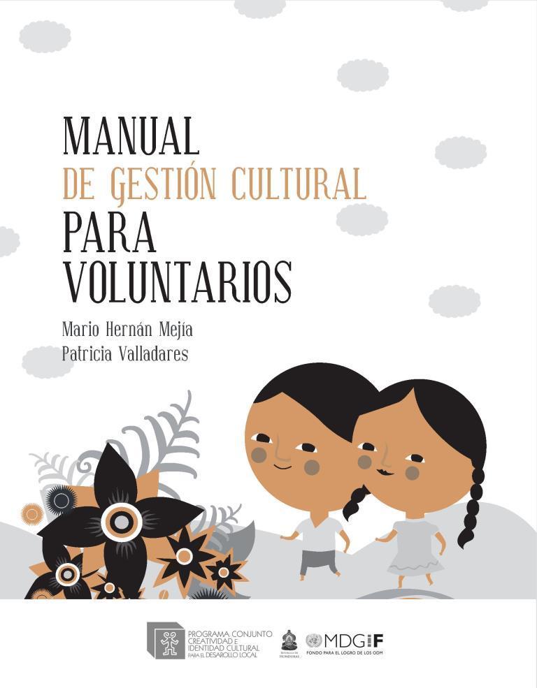 Manual de gestión cultural para voluntarios