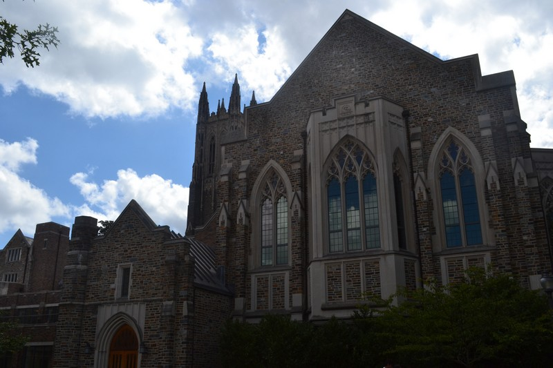 Durham, north carolina, usa, expatriation, expatriation, duke, universite, campus