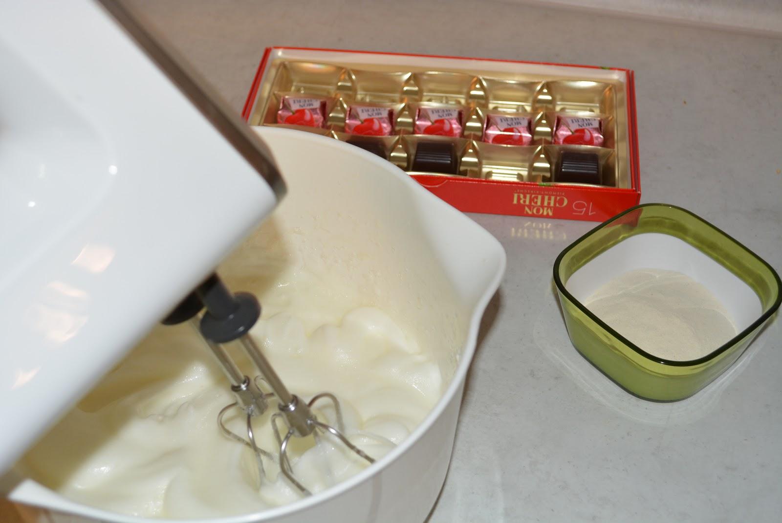 Schokoladenkuchen Fur Echte Fans Heute Mon Cheri Kuchen