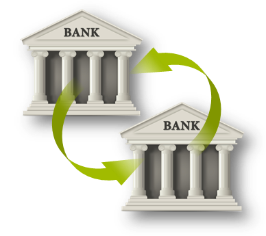 Transferência ou depósito bancário