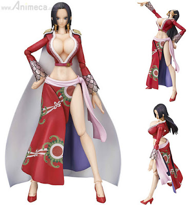 Figura Boa Hancock Variable Action Heroes One Piece
