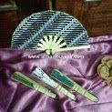 souvenir kipas batik kecil