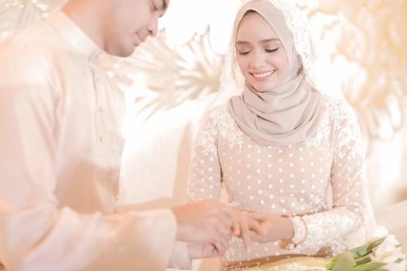 10 Gambar Sekitar Majlis Perkahwinan Ummi Nazeera & Mohd Izzar