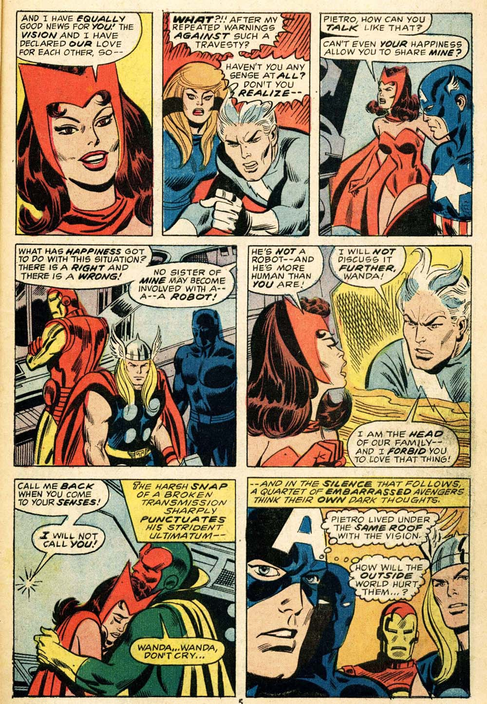 The Avengers (1963) 110 Page 4