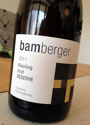 Riesling Sekt brut Reserve Weingut Bamberger Meddersheim