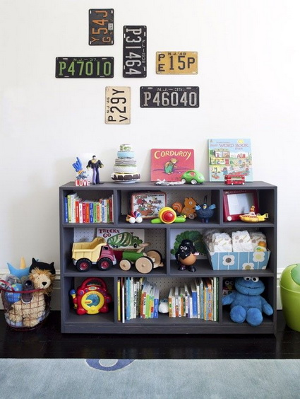 Ideas for decorating boys rooms 4