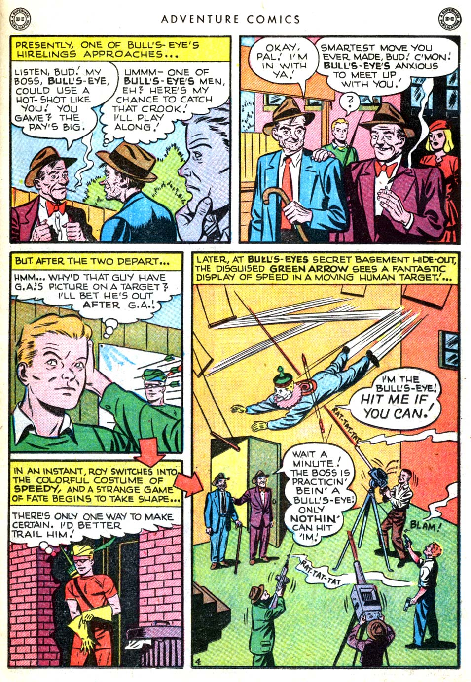 Read online Adventure Comics (1938) comic -  Issue #137 - 17
