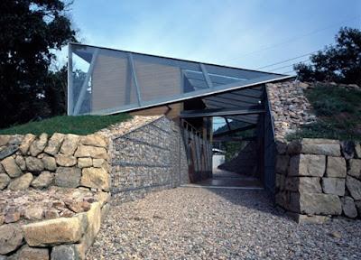 stone style house 11