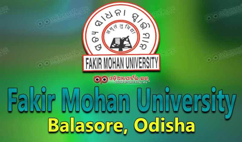 Fakir Mohan or FM University, Balasore, Odisha announced Annual Exam Results of +3 Final Year 2018 for  Arts/ Commerce/ Science Students. Lets click on below button to check out your results. Best of Luck.
