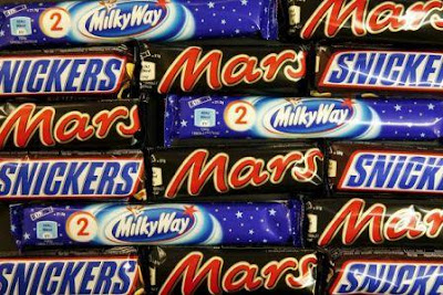 Snickers, Mars bars and Milky Way recalled in 55 countries including Britain over fears they contain plastic