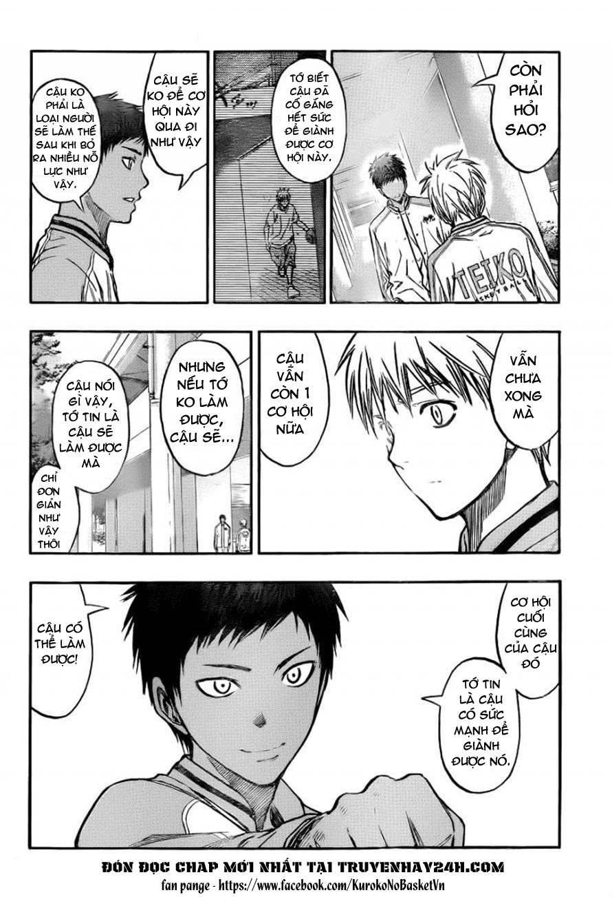 Kuroko No Basket chap 209 trang 8