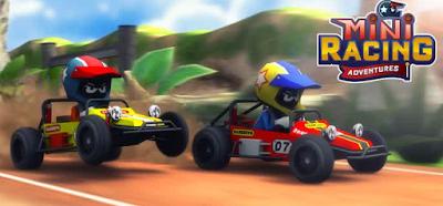 Download Mini Racing Adventures v1.7.4 Mod Apk