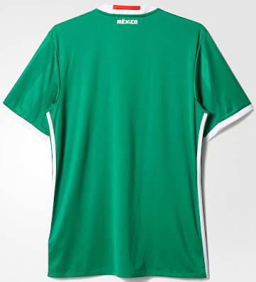 Mexico Copa America 2016 Kit | Home Jersey