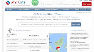 Cara Mengtahuai Informasi Domain Sebuah Website – Lengkap