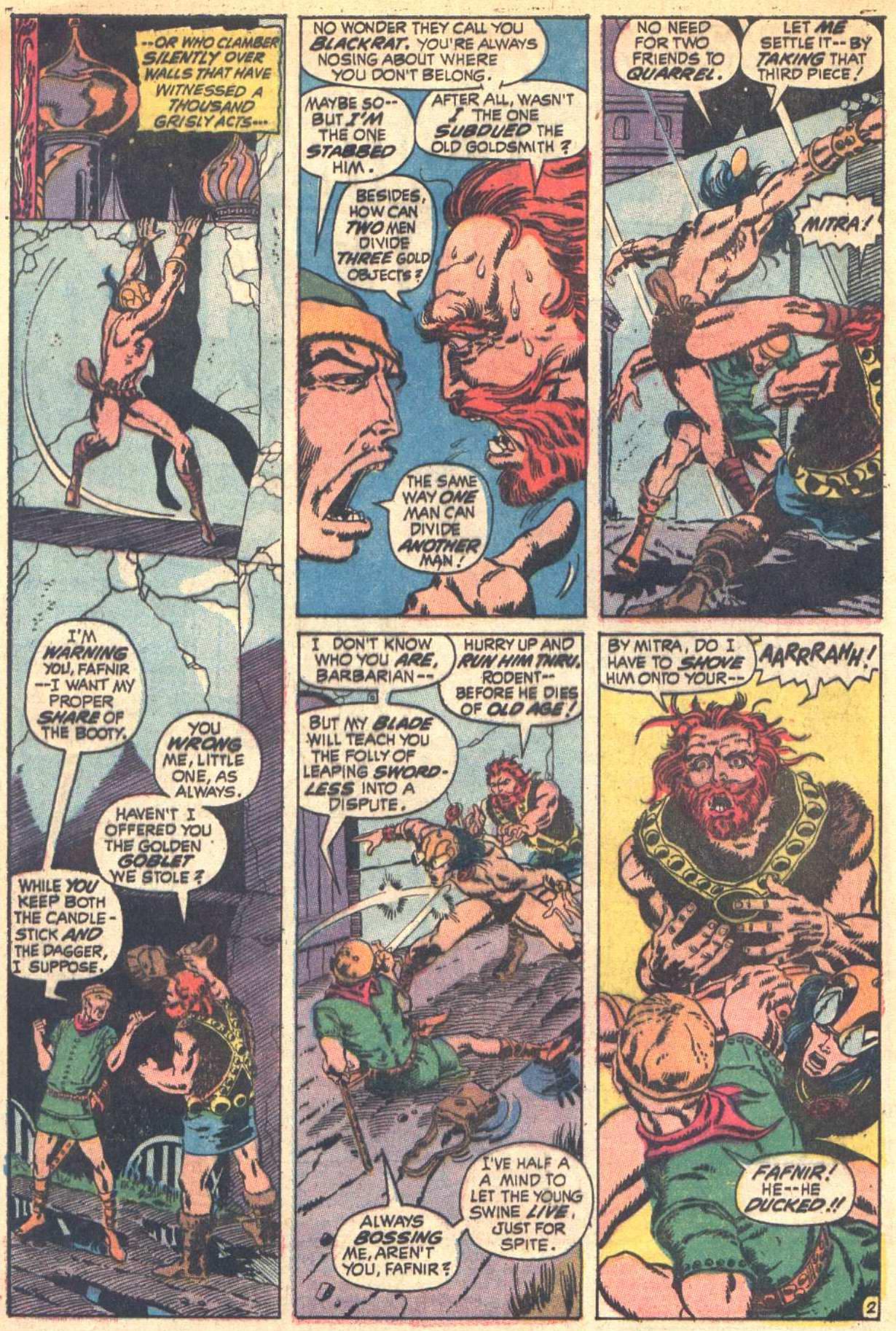 Conan the Barbarian (1970) Issue #6 #18 - English 3