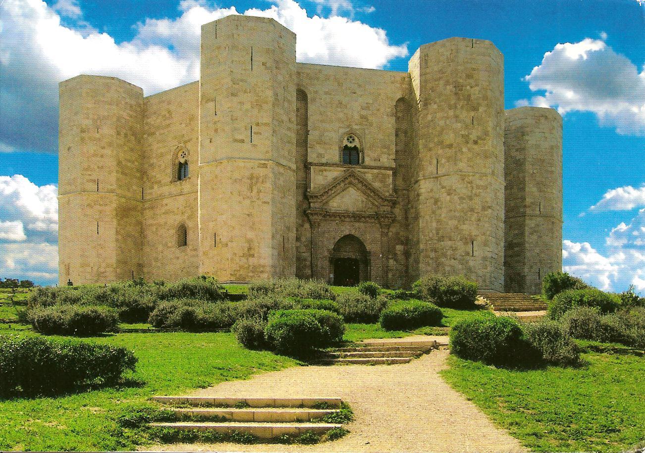 castel del monte - photo #40