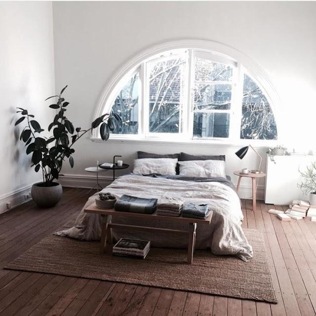 Contoh gambar 1 kamar tidur rumah minimalis modern dengan biaya murah