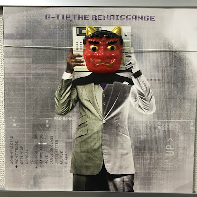 The Renaissance / Q-TIP のレコードです。