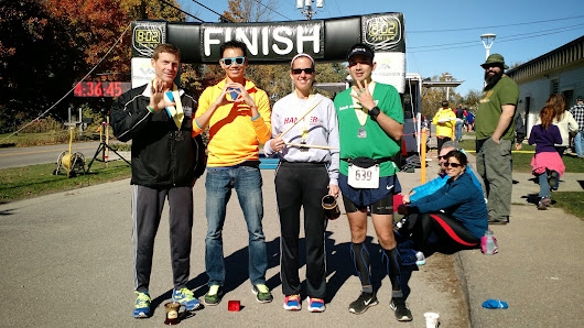 50 States sub 4 Hours: Mission Accomplished 10/12/14
