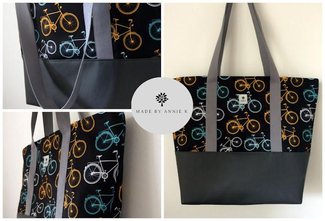 Torba dla fanki rowerów :)