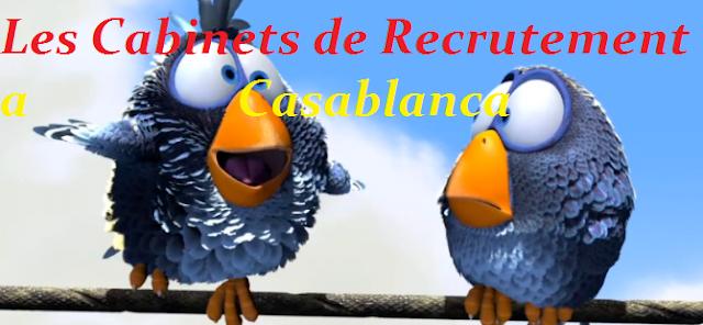 Liste des agences de recrutement a casablanca les - Cabinet de recrutement au maroc ...
