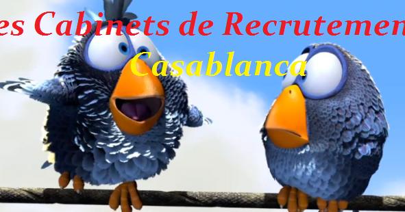 Liste des agences de recrutement a casablanca les cabinets de