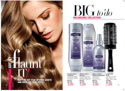 Avon Hair Care