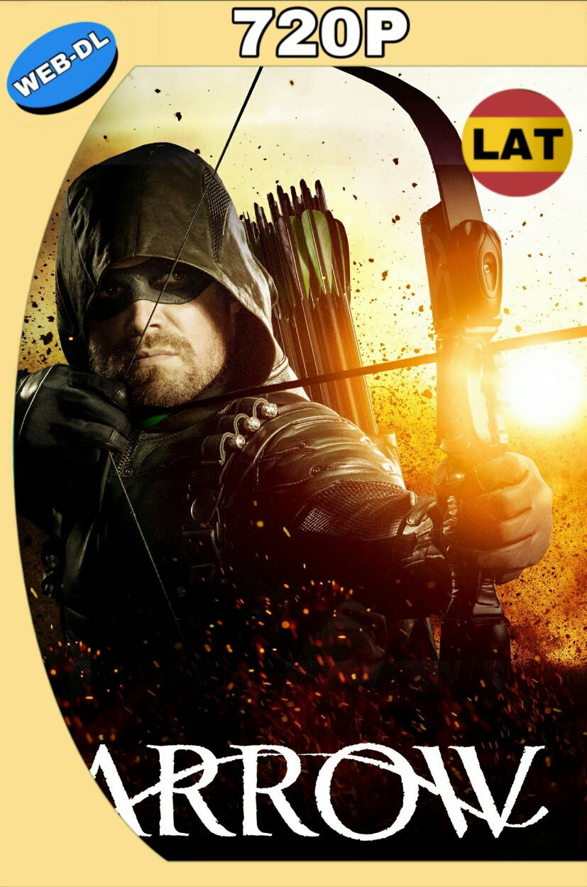 ARROW TEMPORADA 07 (08/23) HD 720P LATINO MKV
