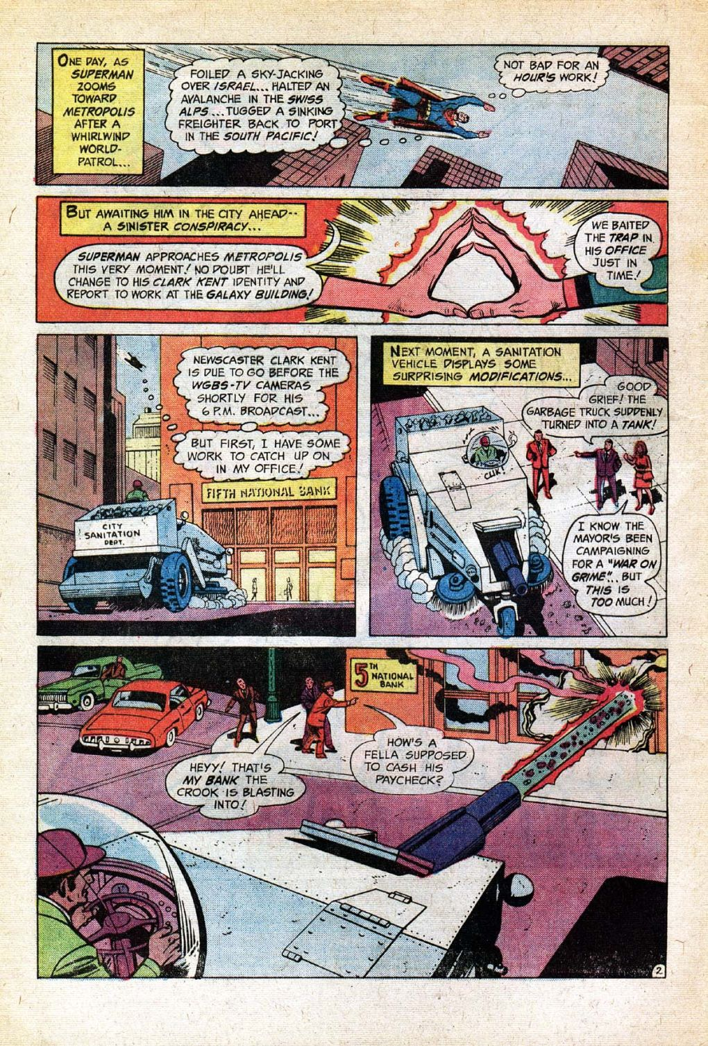 Read online Action Comics (1938) comic -  Issue #434 - 4