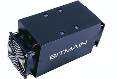 Bitmain Hardware para minar bitcoin GPU minero