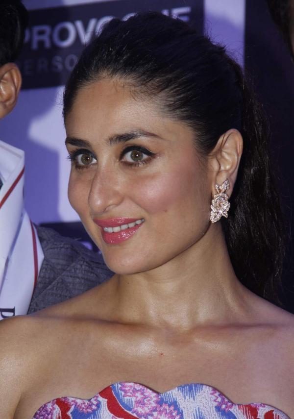 Kareena Kapoor Face Closeup Photos