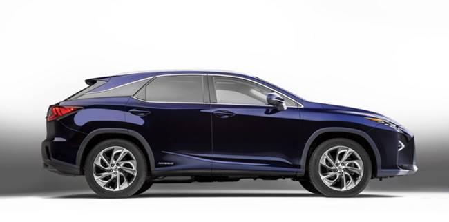 Lexus RX 350 Price In USA