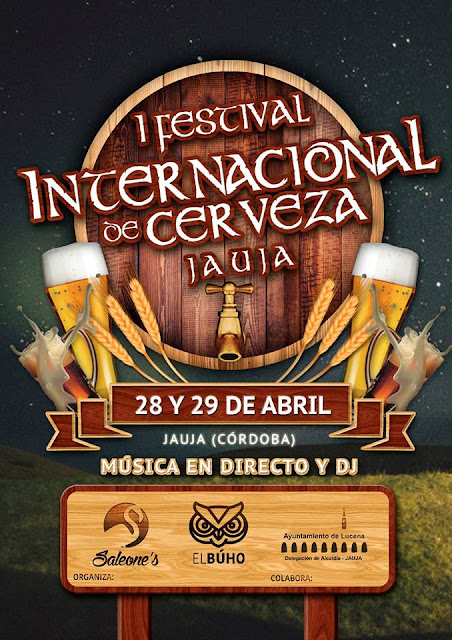 I Festival Internacional de la Cerveza de Jauja