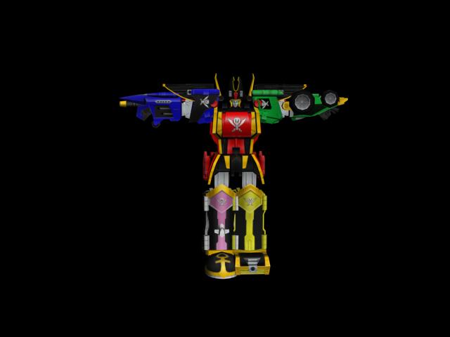 Extract model from Super Sentai Wii | Nadzmi Gta Mods