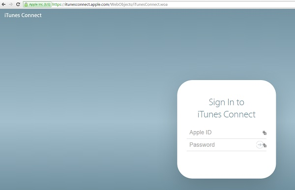 Completing the illusion: the attacker redirects you to the legitimate Apple website.