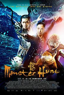 Monster Hunt (2015) Hindi Dual Audio BluRay | 720p | 480p