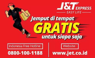 Cara Mengecek Nomor Resi J&T Express