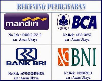 No.Rekening De Nature Indonesia