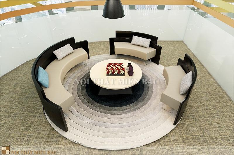 Thiết kế nội thất văn phòng công ty với không gian làm việc tối ưu