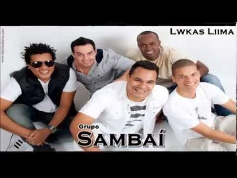 Musica Grupo Sambaí - Roupa Suja (2014)