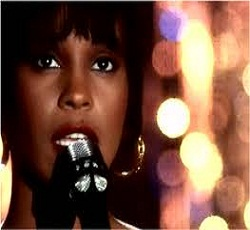 Whitney Houston Guarda Costas