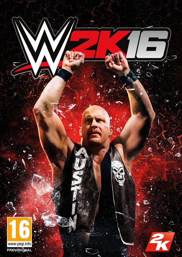 WWE 2K16 Download Cover Free Game