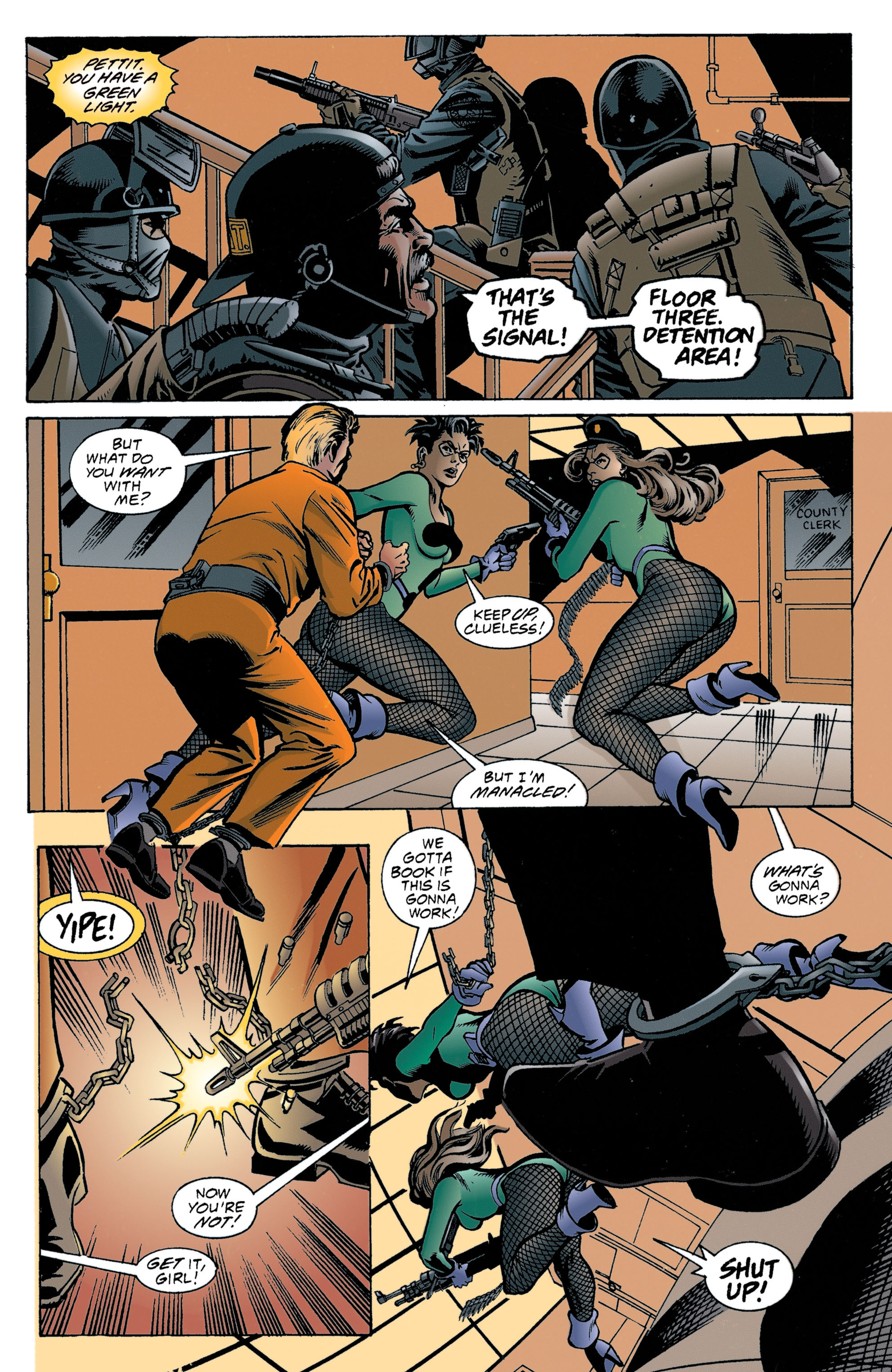 Detective Comics (1937) 705 Page 7
